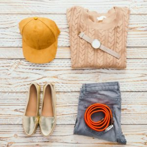 combinacion de ropa, montaje de estilismo, asesora de imagen valencia