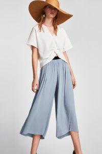 pantalones plisados